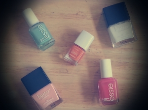 Fave Summer Polishes