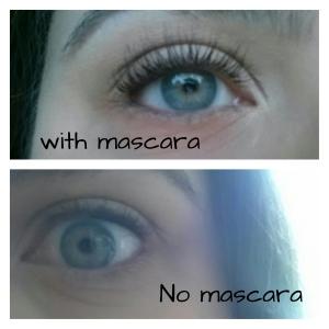 Ulta Mascara Before after